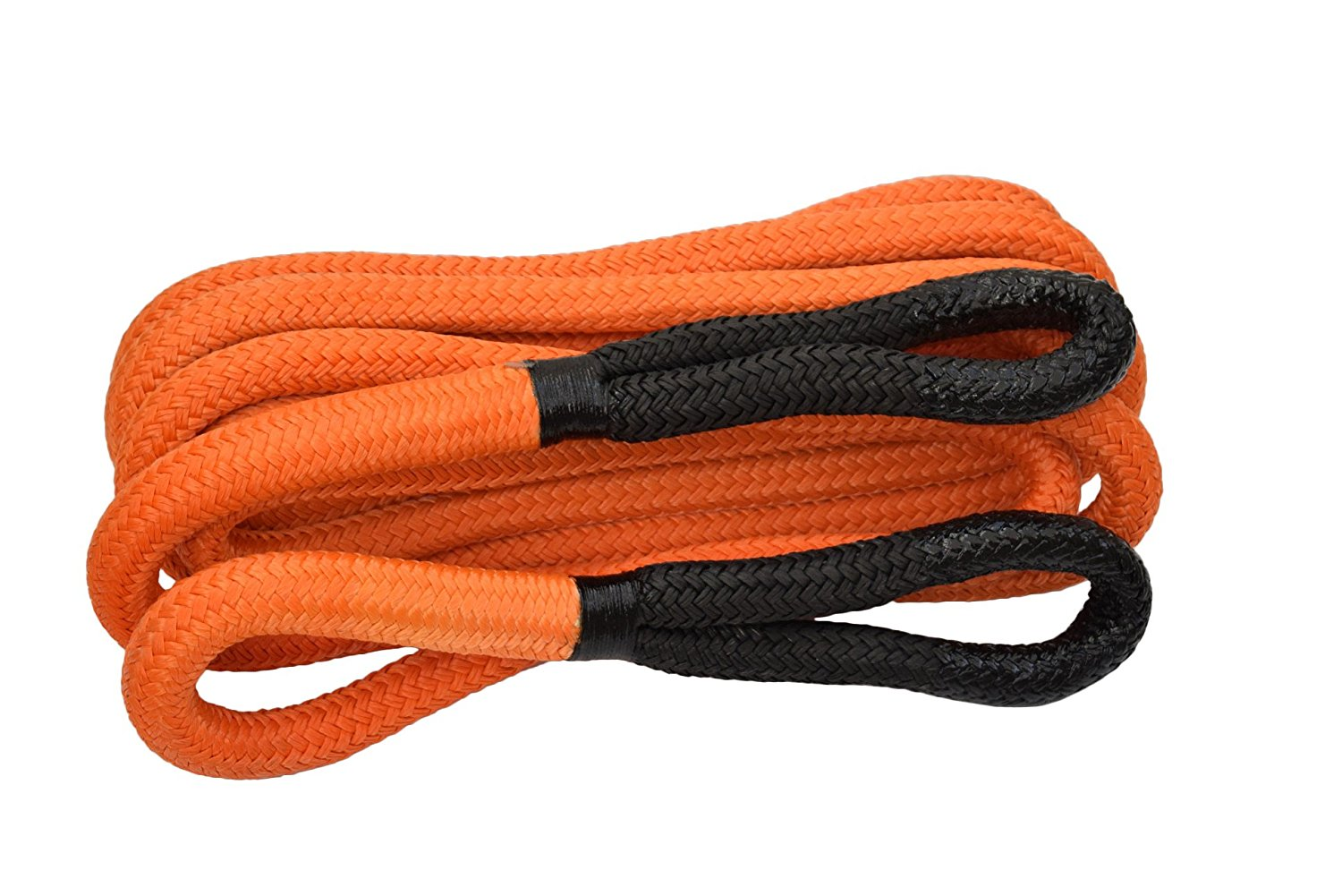Offroad LKRYWB 3//4 Inch X 20 Foot Kinetic Rope Yellow//Black Arachni Recovery Equipment A.R.E