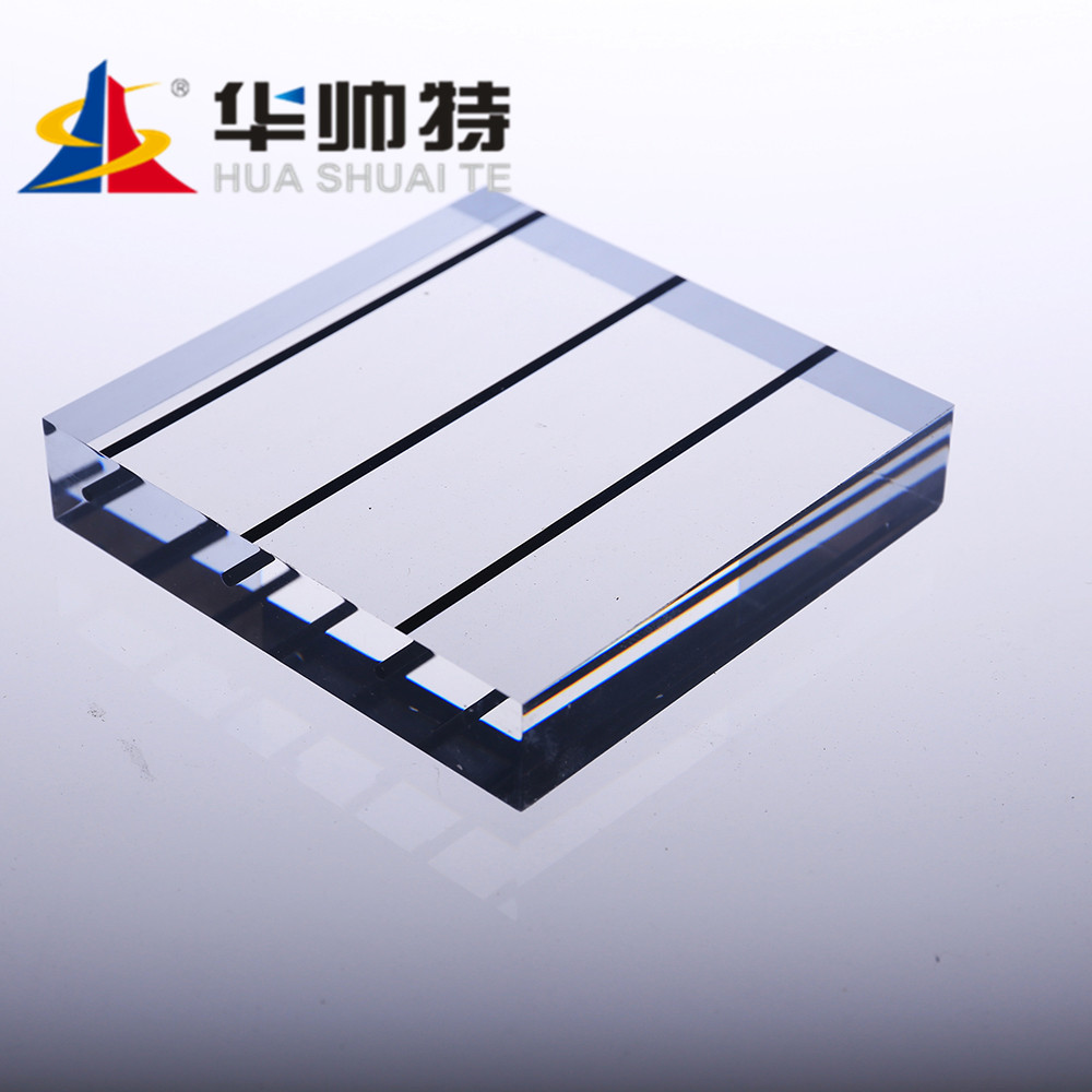 Factory direct sale high quality transparent acrylic sound absorbing panels