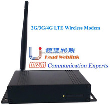 Industrial modem wireless water level controller GSM/GPRS modem serial port modem with rs485 rs232 SIM Card slot