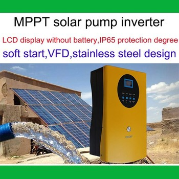 Pv Solar Pumping Inverter For Water Pump (setec Power) - Buy Pv Inverter  For Submersible Pump 15kw,Power Inverter 22kw,Power Inverter For Ac Pump  25kw