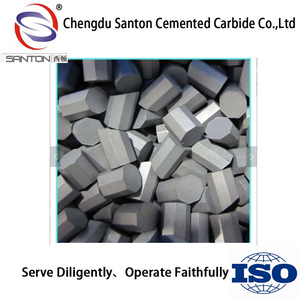 Factory supply octagonal tungsten carbide inserts