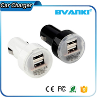 Innovative Products For Import Multifunctional Best Micro USB Charger QC 2.0 USB Car Charger Dual