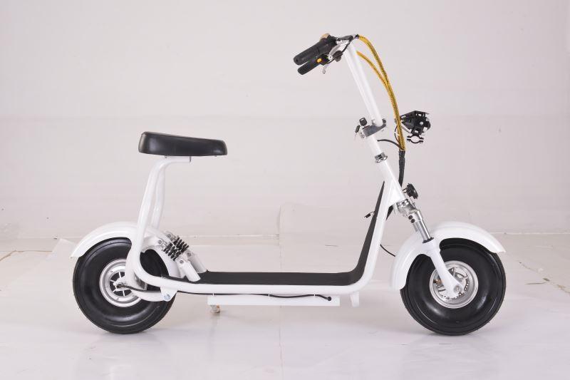 fbrica citycoco ruedas fuera de la carretera pulgadas bicicleta plegable elctrica