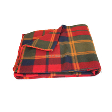 Super soft customized fold up printed stadium polar fleece blanket for Adult