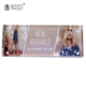 Clear Free Standing Desktop Double Sided Magnetic Picture Display Acrylic Photo Frame