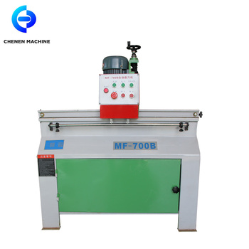 700mm semi automatic crusher blade planer knife grinding machine