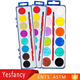 low price transparent water based paint watercolor paint fluorescent water color