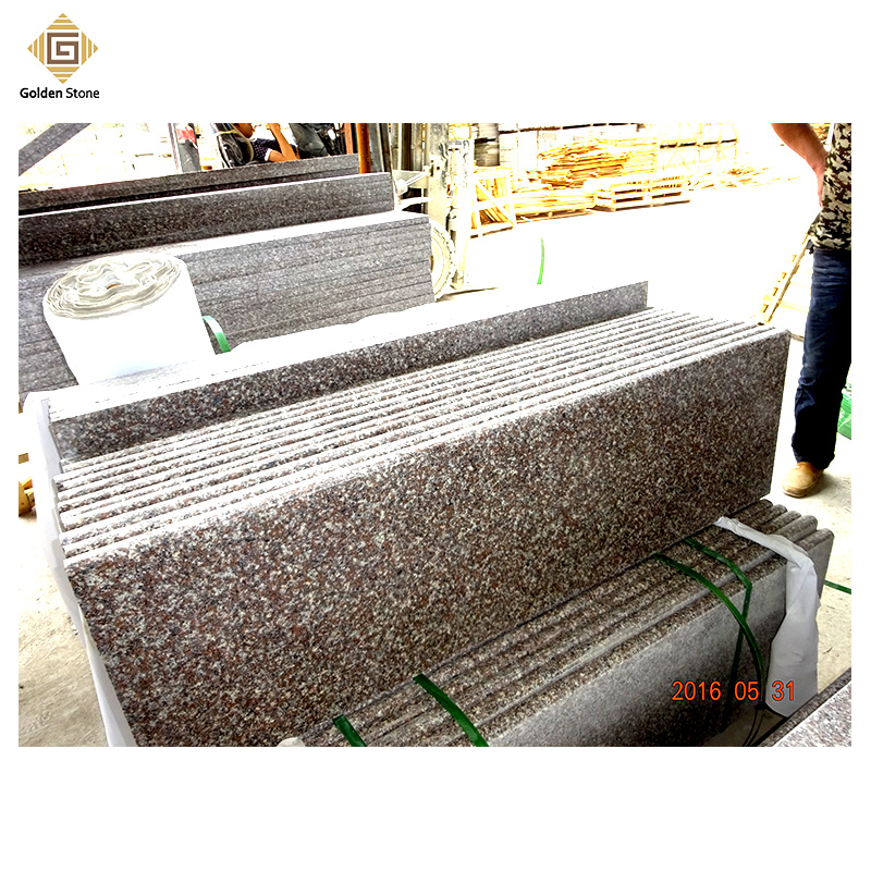 2017 cheap pink porno g664 outdoor granite & marble steps