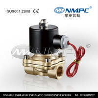 2W (Large Aperture) series pneumatic direct drive type zone control valve