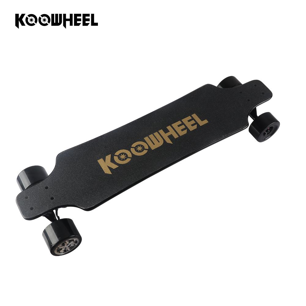 Koowheel 700w electric skateboard 700watt with good price, Black;red;blue;green;orange;white