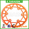China wholesale motorcycle 35-56 teeth racing rear sprocket for KTM parts