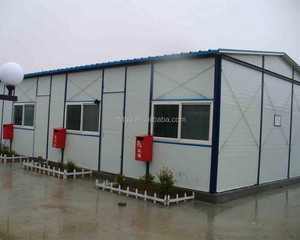 K type export prefab homes house made in China