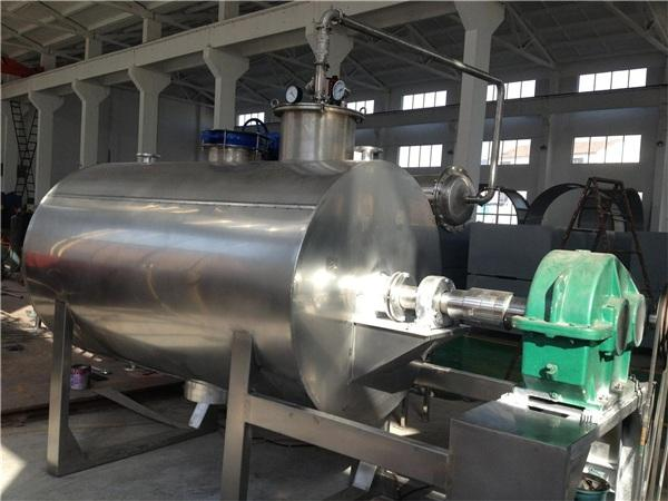 ZPD Horizontal Vacuum Harrow Dryer