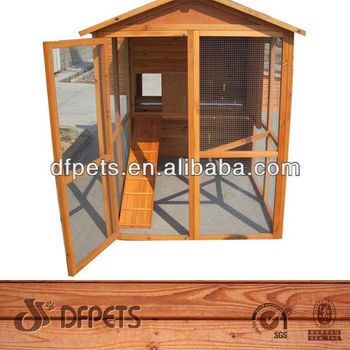 Two Storey Wooden Chicken House Dfc008s Buy Two Storey