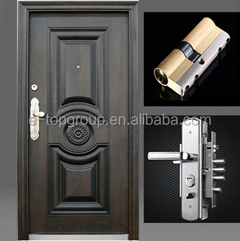 E-TOP DOOR italian steel security doors steel jail cell door & E-top Door Italian Steel Security Doors Steel Jail Cell Door - Buy ... pezcame.com