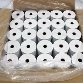 Wholesale low price deep image pos cash register atm 80x80mm thermal paper rolls