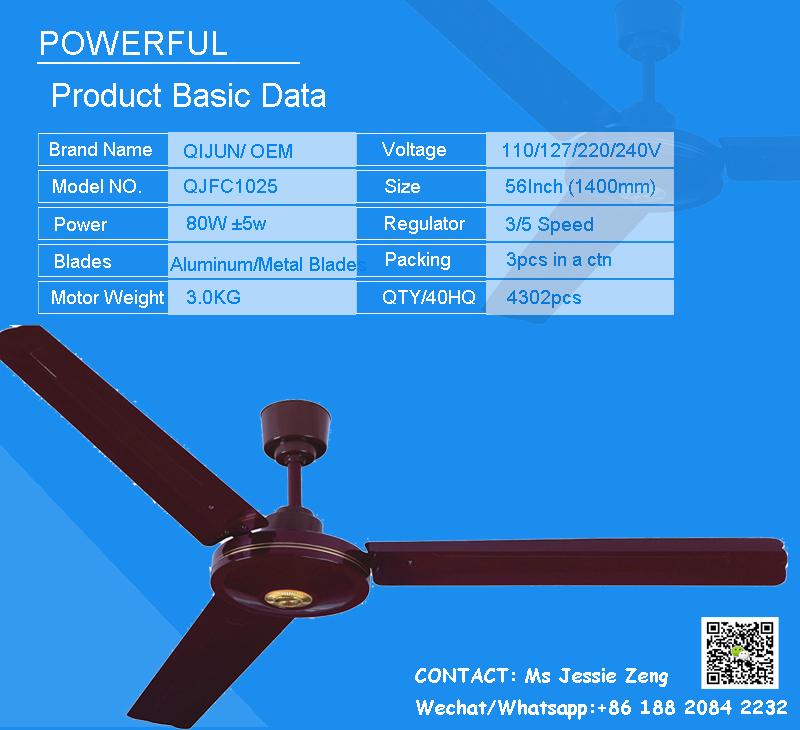 Orienter Modèleventilateur De Plafond Pas Cher Prix De Certification Ce Pour 4856 Pouces Ventilateur De Plafond Industriel À Ghana Soudan Arabie