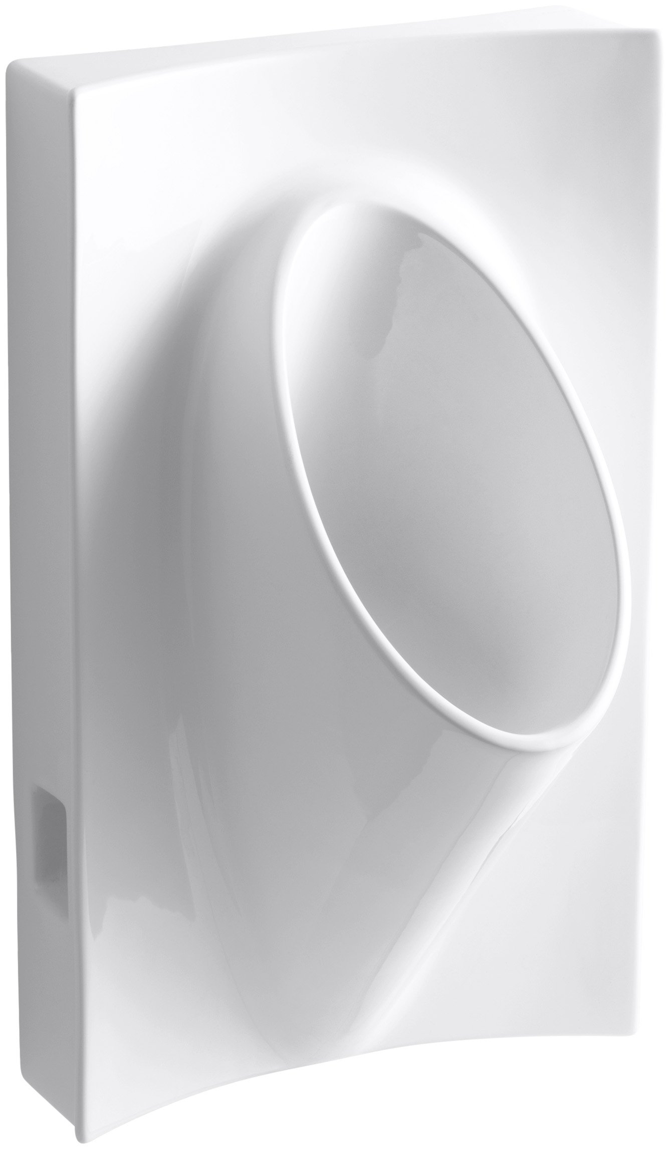 Kohler K-4919-0 Steward L Waterless Urinal, White