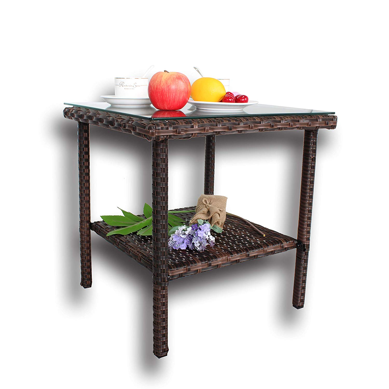 Cheap Brown Wicker Coffee Table, Find Brown Wicker Coffee ...