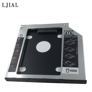 Aluminum hdd enclosure caddy laptop 9.5