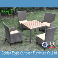 Mimosa Outdoor Furniture Australia Wooden Top Table