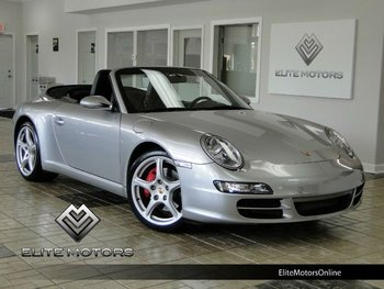 2005 Porsche 911 Carrera S Cabriolet Navi Bose 1ownr Buy Sport