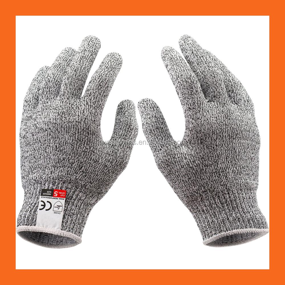 nocry hohe leistungsniveau 5 schutz hppe cut handschuhe