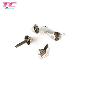 Fashionable Bag Decorative Studs Accessories Metal Rivets Studs For Bags