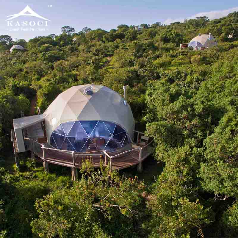Outdoor Glamping Dome House Luxury Resort <strong>Tent</strong> For Sale Thailand