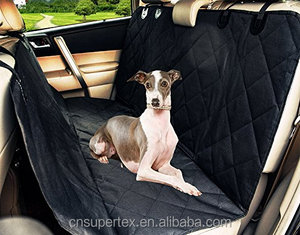 Adjustable waterproof Non-Slip Hammock,Car Seat Cover for Pet Dog