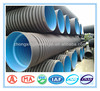 HDPE Double-wall corrugated pipe for drainage size 200mm to 800mm