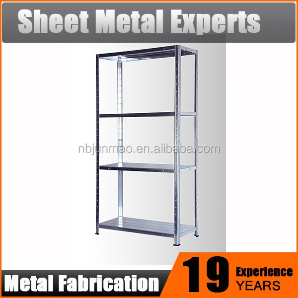 Powder Coated direct manufacturer tool standing shelving storage rack/high quality KD goods <strong>shelf</strong>