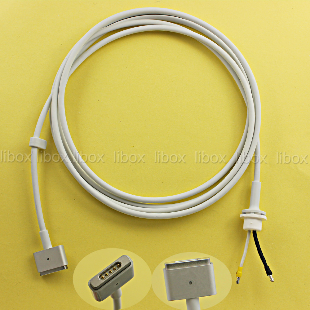 Dc Repair Cord Cable With T Tip Plug For Apple Macbook Pro