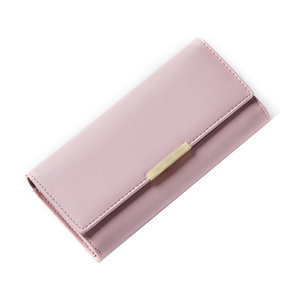 High quality ladies evening clutch bags 2019 PU leather purse women famous brand design wallet