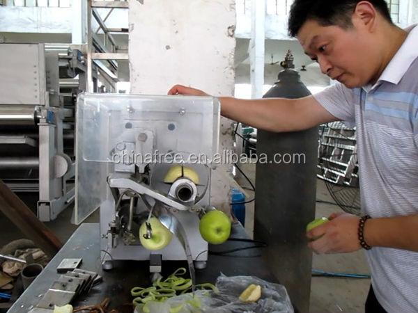 Commercial Electric Apple Peeler Corer Slicer/apple ...