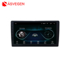 Car GPS Navigation Ultrathin Universal Host Android 8.1 Car DVD Player Audio Video Radio Wifi Bluetooth usb sd Playstore