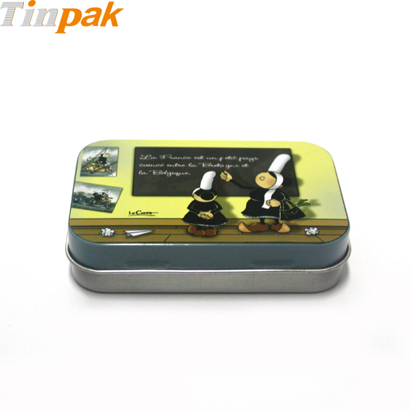 Bulk Small Mint Tins with Hinged
