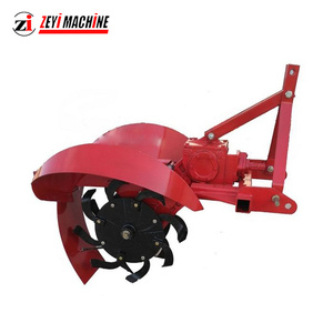 tractor three point CE approved hitch mini trencher small ditcher
