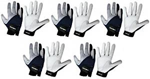 Five (5) HEAD Renegade Racquetball Gloves (Extra Large, Left)