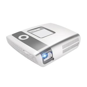 Latest DLP 1080P HD Bluetooth Wifi Mobile Video Projector Teaching Method Audio Stereo Speakers Mini Projector for iphone
