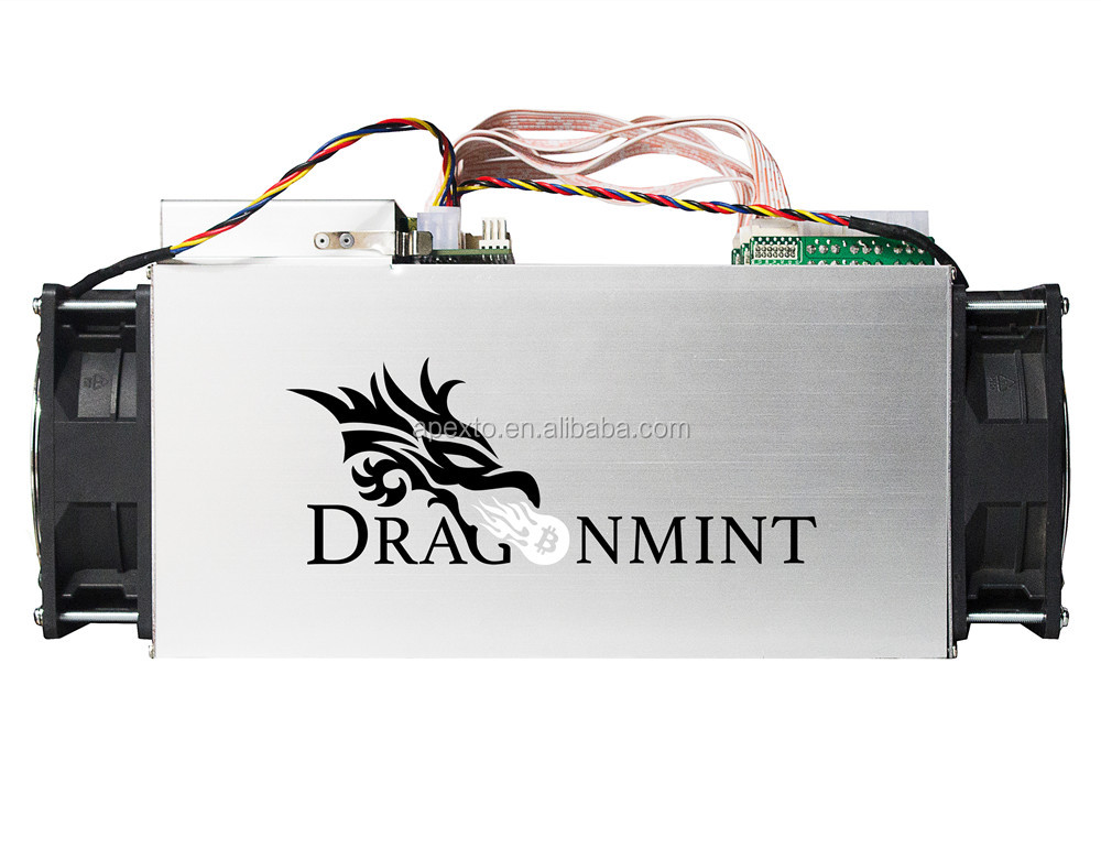Halong Mining Dragonmint T1 Miner 16th With Asicboost Technology Inside -  Buy Dragonmint T1 Miner,Dragonmint Miner,Dragonmint T1 Product on