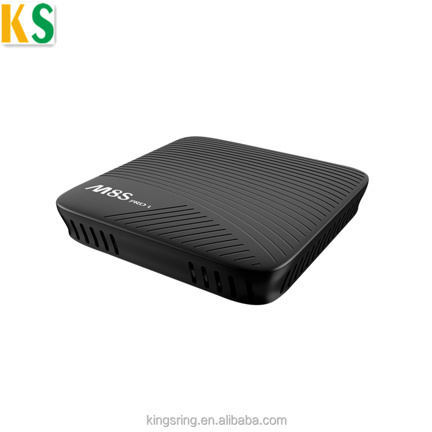 4 K tt Récepteur Satellite Numérique Azplay Leadcool IPTV Arabe IPTV Android TV Box M8S Pro L
