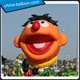 Attractive big inflatable cartoon model / baby TV show famous cartoon for party decoration
