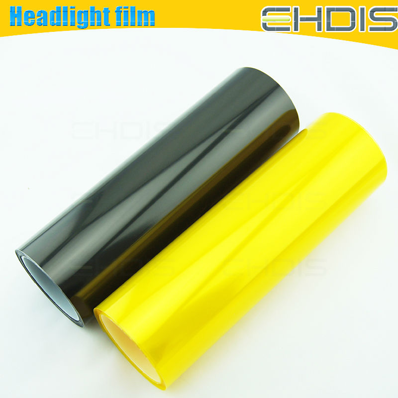 color change car wraps vinyl headlight tint sheet