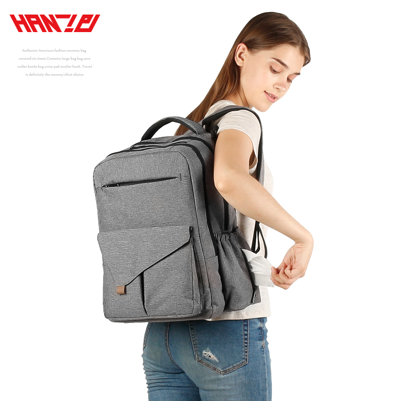 Diaper Bag Backpack Large Multifunction Travel Back Pack Maternity Baby Nappy Changing Bags
