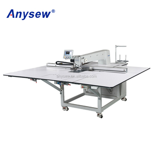 AS8300-13080 Fully Automatic Oil-Free Process Template Sewing Machine
