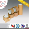 High Quality non adhesive water activated kraft paper tape with hot melt glue