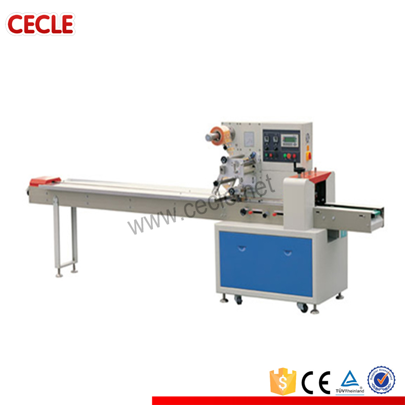 T&D high speed biscuit packing machine