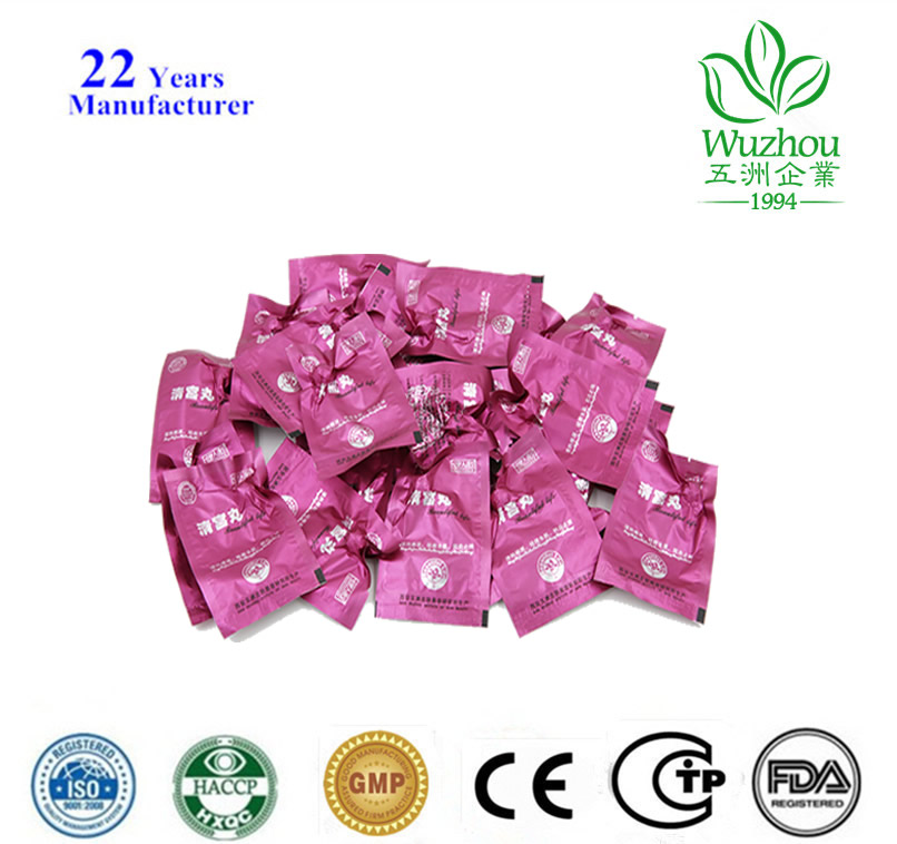 wholesale feminine womb healing tampons for vaginal clean and detox