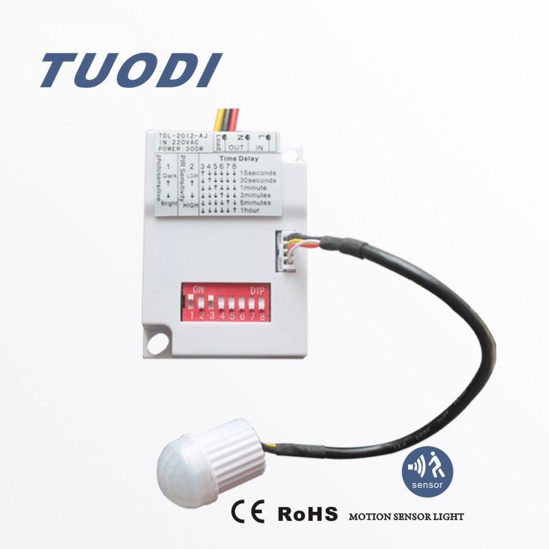 Tdl 2012aj Outdoor Motion Sensor Light Switch